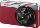 Panasonic launches Lumix DMC-XS3 slimline zoom compact