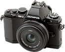 Olympus acknowledges E-M5 / 20mm banding and is working on fix