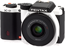 Pentax K-01 Hands-on Preview