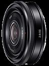 Sony announces E-mount 20mm F2.8 pancake prime lens for NEX cameras