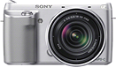 Sony Alpha NEX-F3 Review