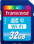Transcend introduces new Wi-Fi memory card