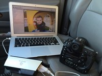 Fast and portable: Using the Apple MacBook Air in a pro workflow