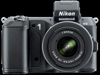 Just Posted: Nikon 1 V2 Preview Samples