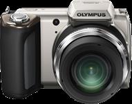 Olympus announces SP-620UZ 21x 'Ultrazoom' camera