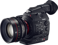 Canon working on Cinema EOS C500 4K professional rig