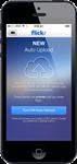Flickr announces auto-upload feature for iOS app