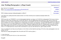 Wedding photographer explains the reasons behind 'unrealistic' prices