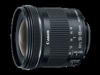 Canon announces 16-35mm F4L and 10-18mm F4.5-5.6 lenses