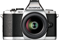 Olympus announces OM-D E-M5 weather-sealed Micro Four Thirds camera