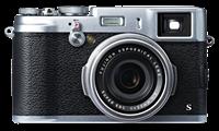 Fujifilm X100S retains retro looks while adding cutting-edge technologies