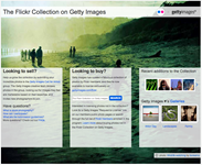 Getty and Flickr to cease partnership
