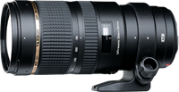 Tamron creates SP 70-200mm F/2.8 Di VC USD with ultrasonic focus