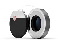 Equinox modular and Leica X3 concept cameras