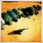 Conflict photographer Ben Lowy explains why he uses an iPhone
