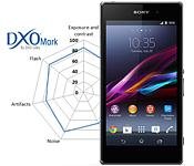 Sony Xperia Z1 impresses in DxOMark Mobile Report