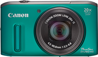 Canon announces SX260HS 20x superzoom with GPS and SX240HS without