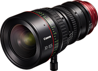 Canon adds CN-E-15.5-47mm and 35-105mm T2.8 L cinema zoom lenses