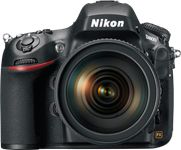 Just posted: Nikon D800 test samples