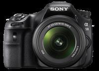 Sony announces SLT-A58 20MP mid-level DSLR-style camera