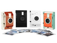 Lomography seeks crowdfunding for Lomo'Instant Camera