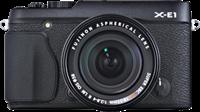 Fujifilm X-E1 preview extended