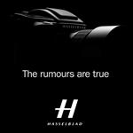 Hasselblad replaces CEO, announces 50MP CMOS medium-format camera