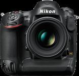 Nikon D4S dynamic range and tone curve measurements