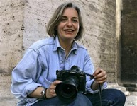 Acclaimed AP photographer Anja Niedringhaus killed in Afghanistan