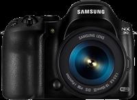 A smart camera gets smarter? Samsung NX30 first impressions review