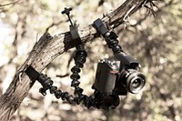 Cinetics introduces CineVise camera mount with vise grips