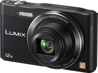 Compact Panasonic Lumix DMC-SZ8 offers 12x zoom and Wi-Fi