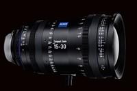 Zeiss announces Compact Zoom CZ.2 15-30mm T2.9 lens