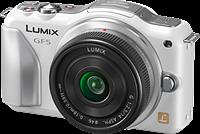 Panasonic DMC-GF5 12MP mirrorless camera announced and previewed
