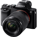 Sony announces A7 and A7R: first full-frame mirrorless cameras