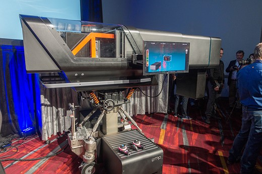 Lytro Cinema at NAB 2016 Las Vegas