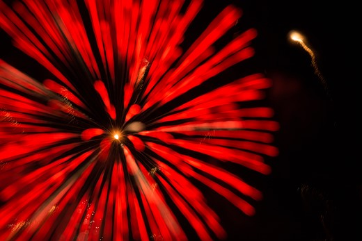 Photographing fireworks: The basics and then some 6