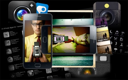 How smartphones are changing digital photography