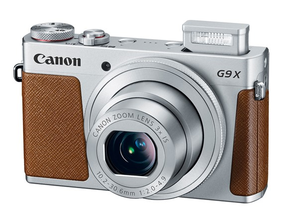 Canon G5x và G9x ra mắt: phân khúc máy cao cấp với cảm biến lớn - 94874