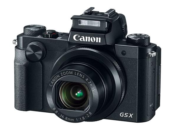 Canon G5x và G9x ra mắt: phân khúc máy cao cấp với cảm biến lớn - 94869
