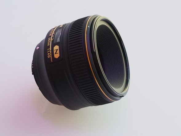 The AF-S Nikkor 58mm f/1.4G: a distinctly premium lens