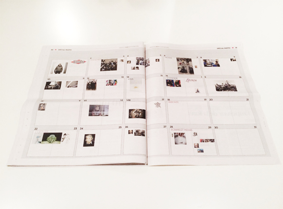 French newspaper publishes issue with no photos