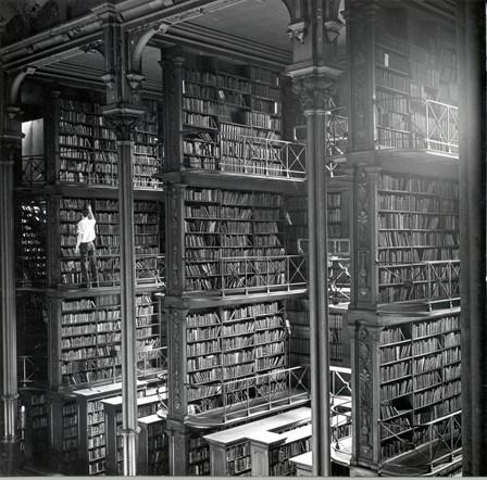 Cincinnati's impressive 'Old Main' public library