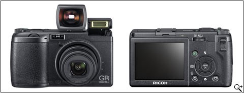 Ricoh GR Digital