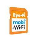 Eye-Fi's Mobi card will transfer directly to desktop
