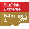 New SanDisk microSD cards speed image capture and transfer