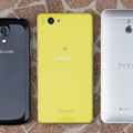 Compact smartphone shootout: Sony Xperia Z1 Compact vs HTC One Mini vs Samsung Galaxy S4 Mini