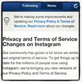 What you need to know: Instagram's new terms of service