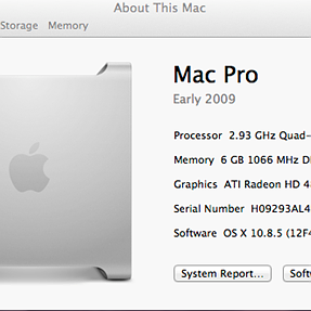 How well can a Mac Pro- Early 2009 handle d800 files?
