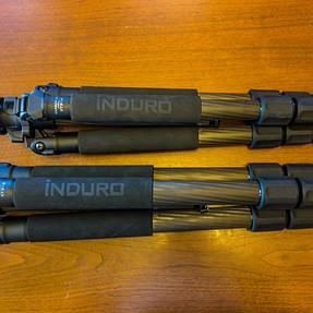 Induro CT314 or CT214 - Which to keep?